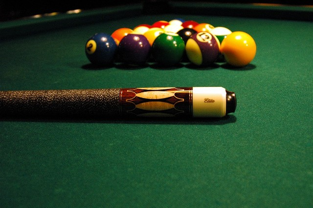 The Pool Players