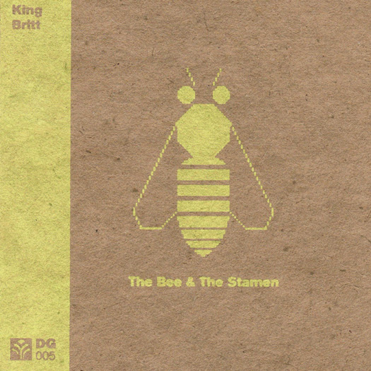 The Bee & The Stamen . . . and the King