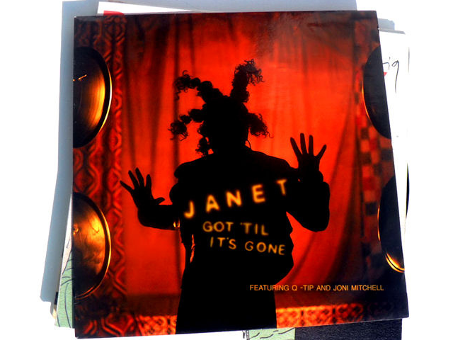 Vinyl Sunday – Got Til It's Gone