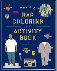 bun b coloring book