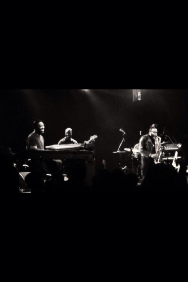 Photo: Robert Glasper Experiment, El Rey Theatre, Los Angeles, 11.14.13 (Stephanie Weng)