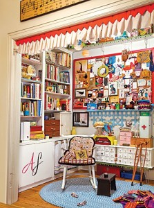 amy sedaris craft room