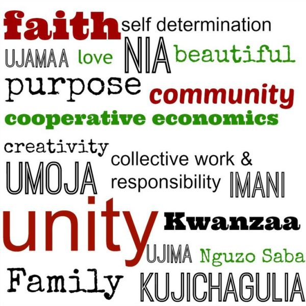 Kwanzaa Principles (Day 2)