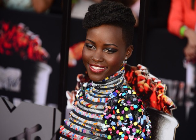 Lupita Nyong'o Braids Hair Y'all