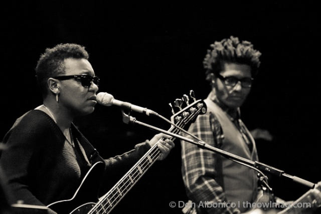 Meshell Ndegeocello & the Hotel de Cruz