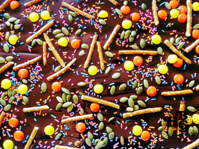 Homemade Halloween Candy!