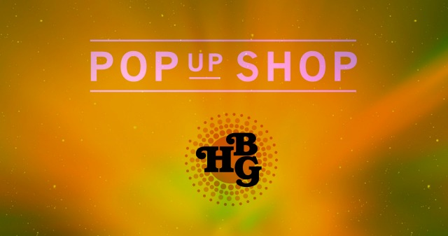 HBG POP UP SHOP
